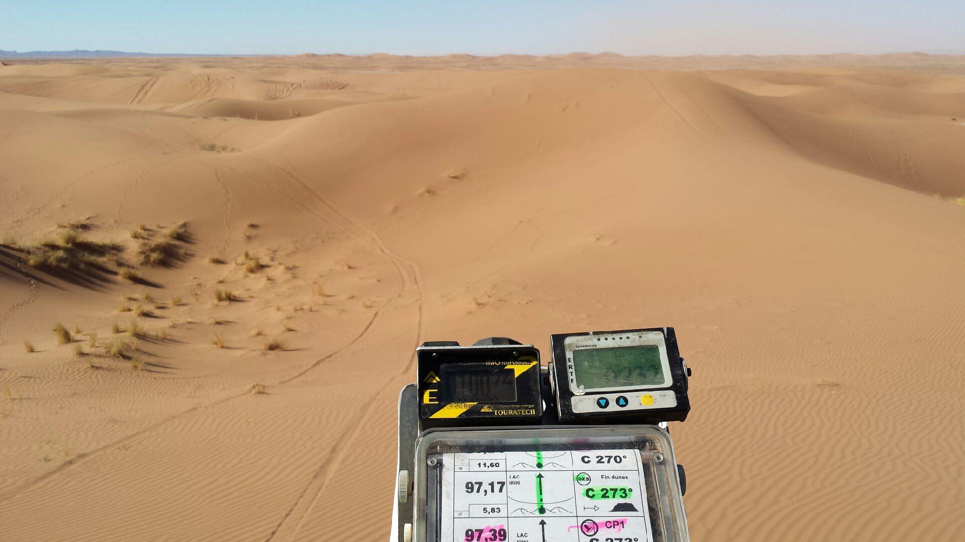 Etape 3 Dunes de Chegaga