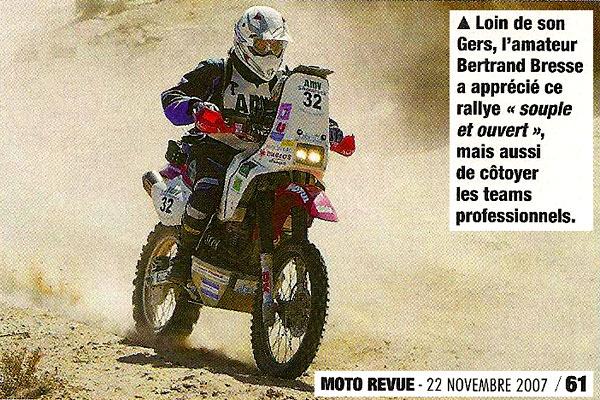 Moto revue - 22 novembre 2007